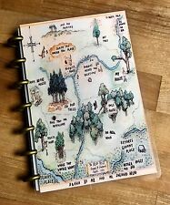 Winnie the Pooh Wood Map Cover Set for use with MINI Happy Planner