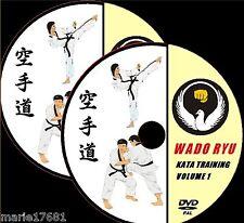 Apprendre wado ryu karaté techniques facile à Follow KATA démonstration Vidéo