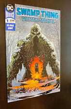 SWAMP THING WINTER SPECIAL #1 (DC 2018) -- 80 Page Giant -- NM- Or Better