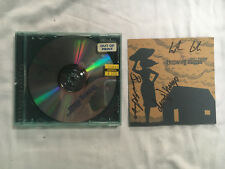 Autographed Throwing Muses Ruthies Knocking CD EP OOP Kristen Hersh Auto'd