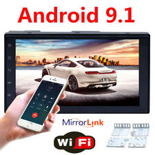 Android 9.1 2Din 7inch Car GPS Navi WiFi 4G Car Stereo RADIO MP5 Player FM OBD2