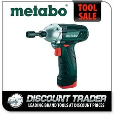 Metabo 10.8V Lithium-Ion Impact Driver - PowerImpact Kit