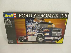 Revell 1 : 24 07521 Ford Aeromax 106  NEU / OVP