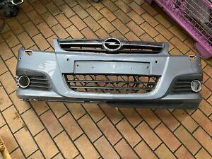 Original Opel Signum Facelift Frontstoßstange Stoßfänger vorne Lichtsilber Z163