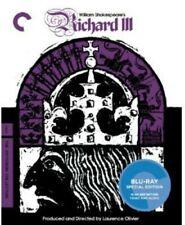 Richard III Blu-ray 1955 Laurence Olivier Criterion Collection