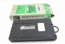 Fuji Fujifilm Quick Changer 45 4x5 Sheet Film Holder *Q7714