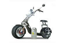 E-SCOOTER HARLEY-IRON - 1200W 60V 12Ah 50km/h - mit Straßenzulassung coco bike