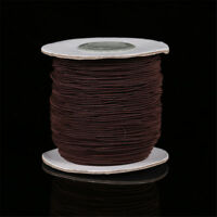 5 Metres Elastic Stretch String Cord Thread Cords 1mm 2mm Jewelry Crafts Making