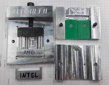 UNIVERSAL DELID TOOL INTEL AMD, 14 DIFFERENT SOCKETS, ALLUMINIUM AND STEEL