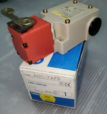 Omron Limit Switch D4BS-7AFS  Safety-Door Switch NWB