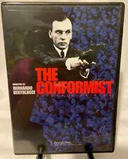 The Conformist Dvd Directed by Bernardo Bertolucci Sealed with no plastic wrap