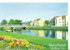 Scotland Postcard - Musselburgh - The River Esk - Ref ZZ5677