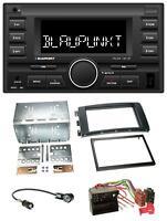 Blaupunkt MP3 USB 2DIN Bluetooth AUX Autoradio für Smart ForTwo 07-10 ForFour 04