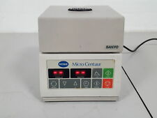 Sanyo MSE Centaur MSB010.CX2.5 CENTRIFUGA Micro Lab