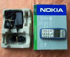 Vintage NOKIA 1100 (Year 2004) Mobile Phone Type RH-18 Original Made in GERMANY.