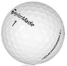 50 Taylormade Tour Preferred X Mint Used Golf Balls AAAAA - Free Dual Brush