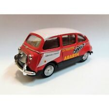 GIOCHER n.1 / FIAT 600 MULTIPLA (LA MARMITTA ABARTH) MODELLINO IN SCALA 1/43
