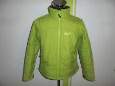 Jack Wolfskin Jacke Microguard thermo outdoor neon grün Damen vintage Gr.XL