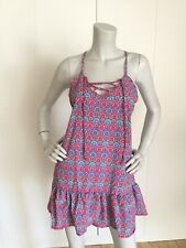 Sunsets Stained Glass Dress Size XL