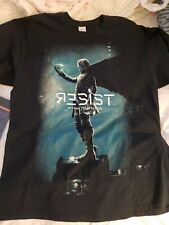 WITHIN TEMPTATION RESIST RARE SHIRT NEW WE RISE AGAINST XLARGE XL TEE T SHIRT