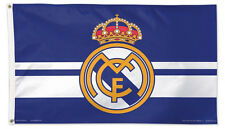 REAL MADRID C.F. La Liga Soccer 3'x5' DELUXE-EDITION Official Soccer Team FLAG