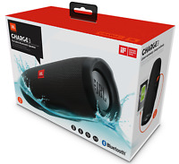 JBL Charge 3 Wireless Portable Bluetooth Stereo Speaker - Black Color BRAND NEW!