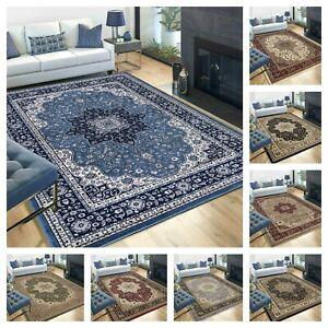 New Beautiful Traditional Rugs Hallway Runner Rug Bedroom Living Room Carpet