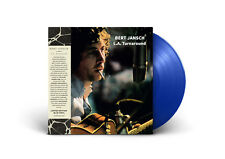 Bert Jansch LA Turnaround BLUE VINYL LP & MP3 bonus songs! Record Store Day RSD!