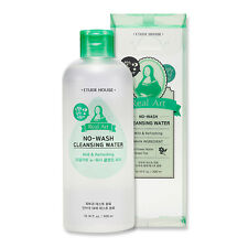 [ETUDE HOUSE] Real Art No Wash Cleansing Water 300ml / Skin safety tested