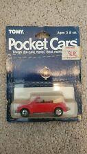 Tomica Pocket Cars Volkswagen Beetle Convertible