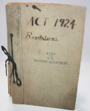 Act 1924 Regulations 65 income tax collectible book