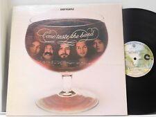Deep Purple Lp Come Taste The Band ~ WB M-