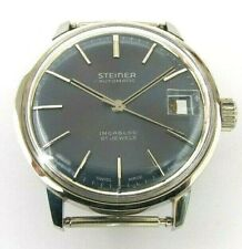 PIQUEREZ case with dial and hands fit for ETA movement 2783. NOS, SwissMade