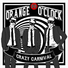 Orange O'Clock CD