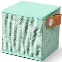 Fresh n Rebel Bluetooth-Lautsprecher Rockbox Cube Fabriq Edition Pfefferminze
