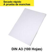 Papel para sublimacion - DIN A3 (100 Hojas)105 Gramm / qm
