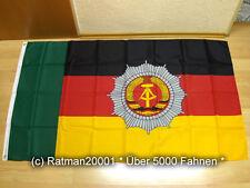 Fahnen Flagge DDR Grenzpolizei - 90 x 150 cm