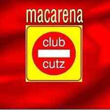 VARIOUS ARTISTS - MACARENA CLUB CUTZ - CD, 1995 - PARTIAL ARTWORK / NO CASE