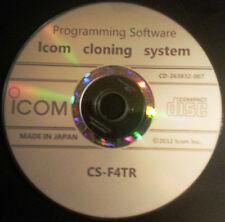 Icom CS-F4TR For Icom IC-F4TR