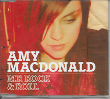 AMY MACDONALD - Mr Rock & Roll CD-MAXI 3TR Germany 2008 (VERTIGO) RARE!
