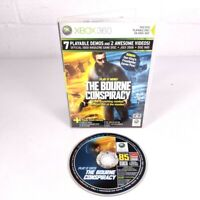 Xbox Official Magazine Game Demo Disc With Case - July 2008 - Disc #85 Xbox 360