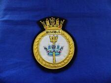 HMS INVINCIBLE BLAZER BADGE