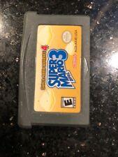 Super Mario Advance 4: Super Mario Bros. 3 (GBA, 2003) Cart only