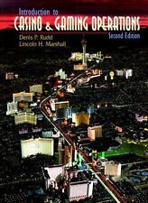 Introduction to Casino and Gaming Operations (2nd Edition) by Marshall, Lincoln