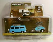 1972 '72 VOLKSWAGEN VW TYPE 2 BUS TEARDROP TRAILER HITCH AND TOW GREENLIGHT 2016