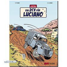 Die Abenteuer von Jacques Gibrat 3 Franco Belgisch DETEKTIV Comic Salleck NEU HC