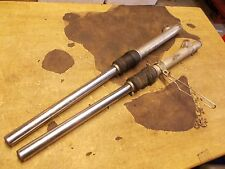 1980 Yamaha DT125 DT 125 Front Forks Shocks