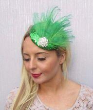 0e3b2669ac081 Green Formal Hats for Women for sale | eBay