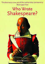 Who Wrote Shakespeare? by John Michell (Paperback, 1999)