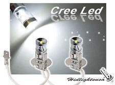 GP THUNDER H3 LED Hyper White Bulbs for Fog Light BMW Cornering DRL Lights